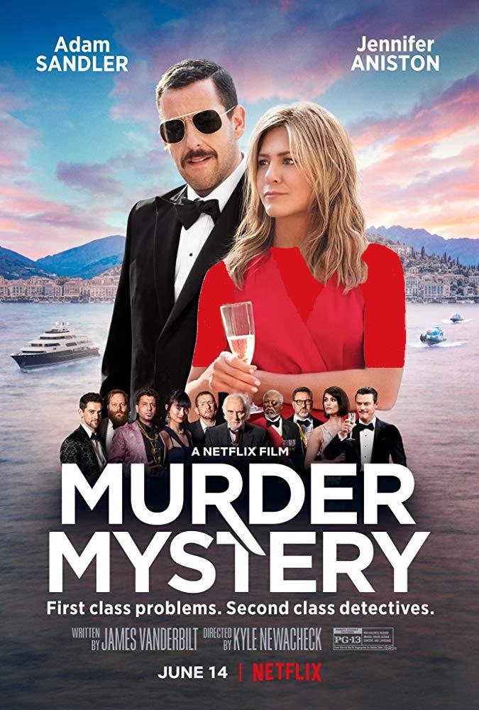 دانلود دوبله فارسی فیلم Murder Mystery 2019